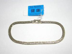 K18ゲルマニウム ブレスレット10P03Dec16【楽ギフ_包装】