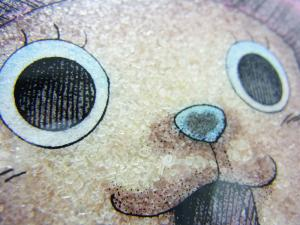 【即納】ワンピース宝石画トニートニー・チョッパー手配書スタンド式宝石鑑別書付ONEPIECE宝石画10P07Feb16【楽ギフ_包装】