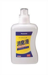 パナソニックエイジフリー消臭液VALTBL1LM無色タイプ1リットルポータブルトイレの臭いを元から消す
