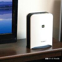 空気消臭除菌装置ブルーデオMC-S1設置イメージ:テレビ台