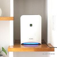 空気消臭除菌装置ブルーデオMC-S1設置イメージ:飾り棚