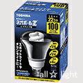 ☆東芝 電球形蛍光ランプ(蛍光灯) ネオボールZ レフランプ形 100W形 3波長形昼光色 E26口金 EFR25ED22