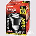 ☆東芝 電球形蛍光ランプ(蛍光灯) ネオボールZ レフランプ形 100W形 3波長形電球色 E26口金 EFR25EL22