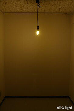 ☆アイリスオーヤマ エコハイルクス LEDフィラメント電球 シャンデリア電球形 調光器対応 クリアタイプ 小形電球25W形相当 全光束230lm 電球色相当 E17口金 全方向タイプ LDC2LGE17DFC