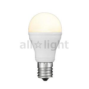 シャープ ELM(エルム) LED電球 ミニクリプトン形(小形電球形) 電球色 E17口金 ミニクリプトン電球25W形相当 全光束420lm 調光器対応 光が広がるタイプ 密閉器具対応 DLJA4BL