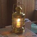 ☆ゴーリキアイランドテーブルランプ(ランタン)マスターヘッドライトS白熱電球40Wまで屋内用真鍮磨き仕上げ(ゴールド)マスターヘッドライトS