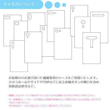 Disney Mobile on SoftBank DM015K スマホケース 全機種対応 クリアハードケース 透明 スマホ 保護 スマートフォン保護 スマホケース シンプル 本体保護 クリアケース