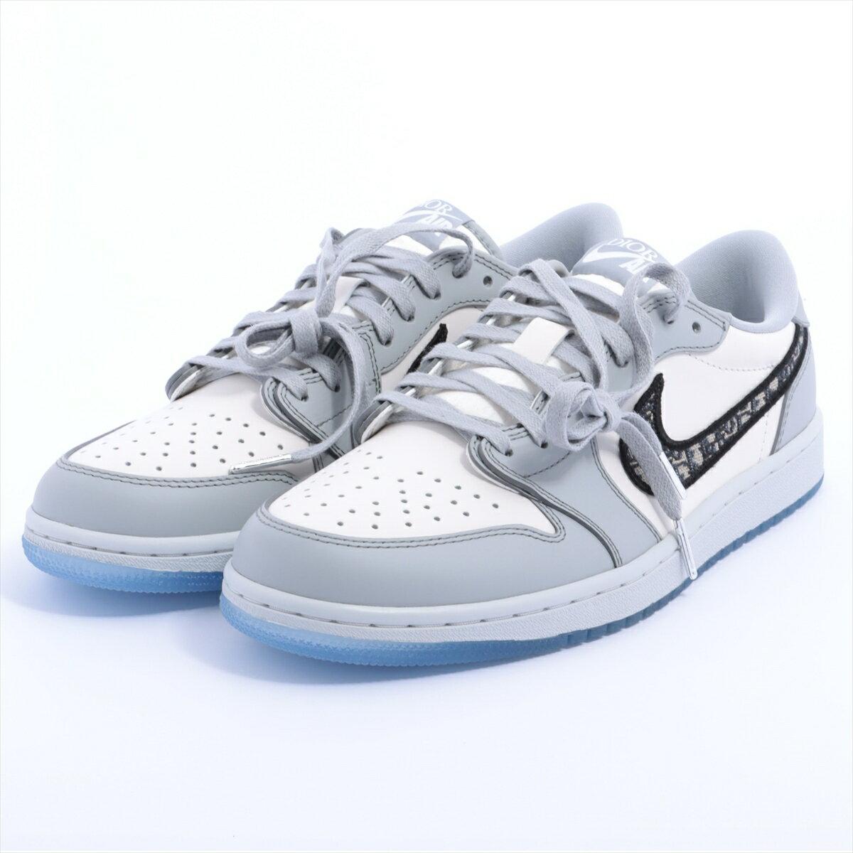 メンズ靴, スニーカー  AIR JORDAN 1 LOW OG DIOR 27.5cm