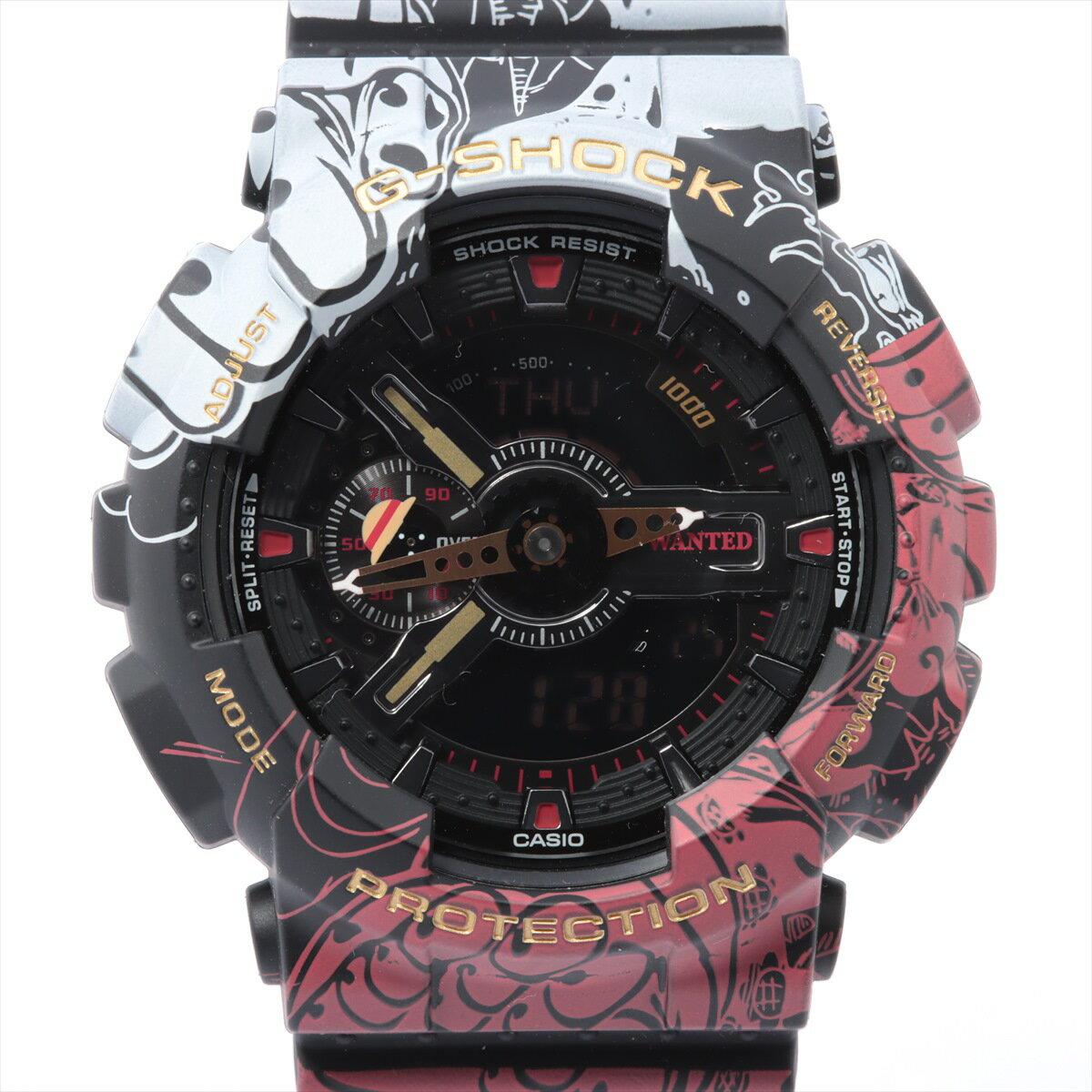 腕時計, メンズ腕時計  G ONEPIECE GA-110JOP SS QZ