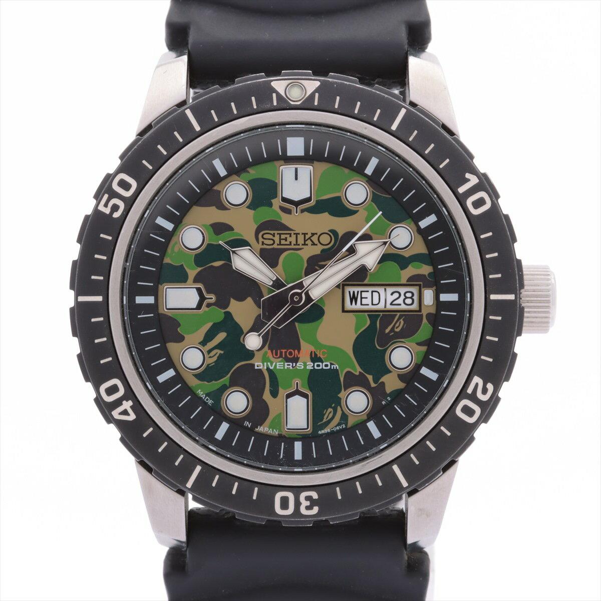 腕時計, メンズ腕時計  BAPESEIKO SZEL003 SS AT