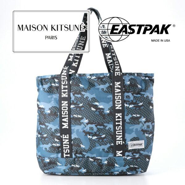 男女兼用バッグ, トートバッグ MAISON KITSUNEEASTPAK MK-011