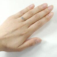 流れ星リング18金ペリドット指輪誕生石ピンキーリングギフト贈り物クリスマスプレゼント自分へのご褒美に大切な方に【_包装】