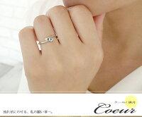 ダイヤモンドリングプラチナ満月ピンキークール指輪誕生石