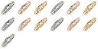 インディアンジュエリーネイティブアメリカン10金ブルートパーズピンキーリング羽根フェザー大人エタニティ指輪誕生石
