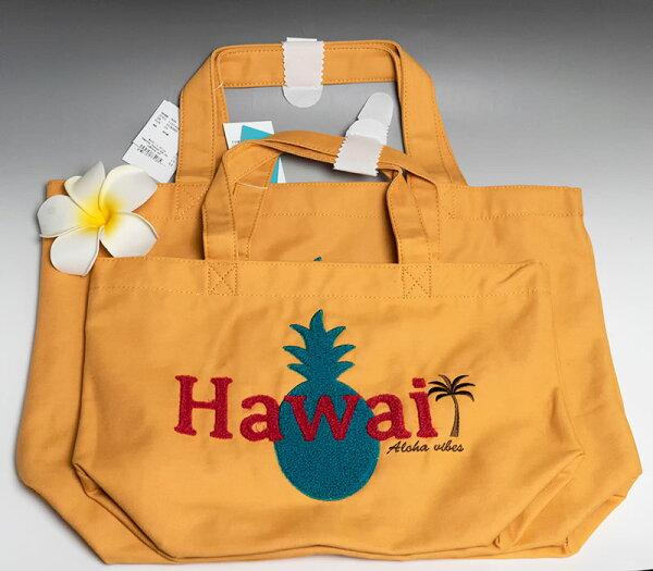 サマンサタバサトートバッグハワイ 2018年Newカラー オレンジが追加 カラーとサイズをお選びください。Lサイズは+2000円