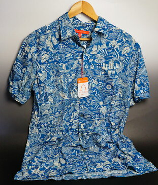 《送料無料》ハワイ AULANI(アウラニ)限定!ディズニー&トリリチャードのコラボ!アロハシャツアメリカサイズですので、日本のワンサイズ下が目安。