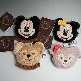 ハワイ限定!ディズニーAULANI(アウラニリゾート)ぬいぐるみコインケース※ミッキー、ミニー、ダッフィー、シェリーメイ、ご希望のキャラクターを1つお選びください。