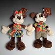 ハワイ限定ディズニー 日焼け ミッキー or ミニー人形※デザインをお選びください♪ 足にも注目!