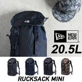 【POINT最大12倍】NEWERA / ニューエラ Rucksack Mini [20.5L] ラックサック バックパック デイパック リュックサック newera バッグ キャップ 鞄 bag