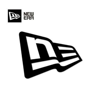 【楽天カード+エントリー+SPUで最大21倍】[メール便] NEWERA ステッカー ニューエラ FLAG LOGO STICKER[N0005943] 9cm×12cm フラッグロゴステッカー キャップ スナップバック