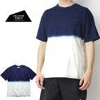 サルベージパブリック Tシャツ SALVAGE PUBLIC [ POCKET TEE ] INDIGO ポケットTシャツ ポケT ハワイ ホノルル 日本製 藍染 [1210]【WK】