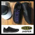 キーン ジャスパー メンズ JASPER [Black/Black](1017349) KEEN スニーカー シューズ ジャスパー 送料無料
