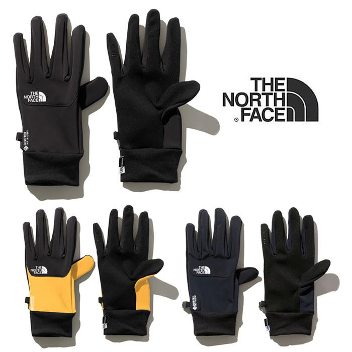 ノースフェイス 手袋 THE NORTH FACE [ NN61915 ] Windstopper Etip Glove ウィンドストッパーイーチップグローブ [1025]