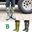 日本野鳥の会 レインブーツ 長靴 バードウォッチング アウトドア ガーデニング 野外フェス おしゃピク 梅雨対策