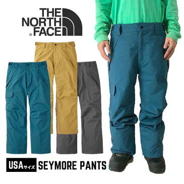 【エントリーでポイントアップP9倍〜】ノースフェイス パンツ THE NORTH FACE [NS61610] SEYMORE PANT セイモアパンツ スノーボード スキー ウェア NORTHFACE