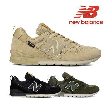 【30-1日は全品P5倍〜】ニューバランス スニーカー new balance [ CM996 ] MS RUN STYLE (D) CM996ND /CM996NG /CM996NE 靴 シューズ メンズ [0801]