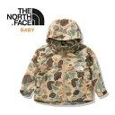 ノースフェイス ベビー アウター THE NORTH FACE [ NPB21811 ] NOVELTY COMPACT JACKET ノベルティーコンパクトジャケット キッズ 子供 [0801]