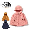 ノースフェイス ベビー アウター THE NORTH FACE [ NPB21810 ] COMPACT JACKET コンパクトジャケット [0802]