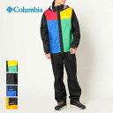 コロンビア メンズ レインウェア 上下セット Columbia PM0126 Simpson Sanctuary ll Rainsuit レインスーツ 防水 ジャケット パンツ [200905]【SPS12】【SPS12】・・・