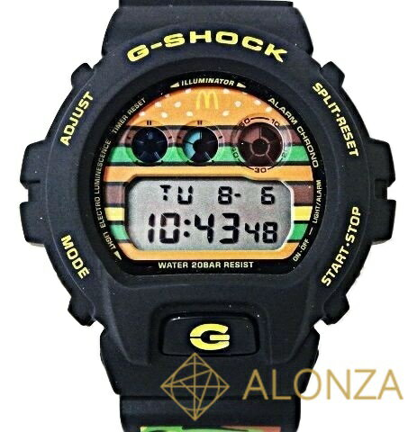 腕時計, メンズ腕時計 ACASIO G-SHOCK DW-6900FS-BIGMAC 1000