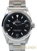 【Aランク】ROLEXロレックスエクスプローラー14270U番美品メンズ腕時計