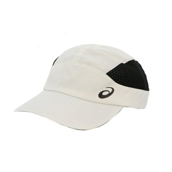 アシックス陸上ランニングキャップランニングクロスキャップ(3013A160100)帽子:ホワイトasics