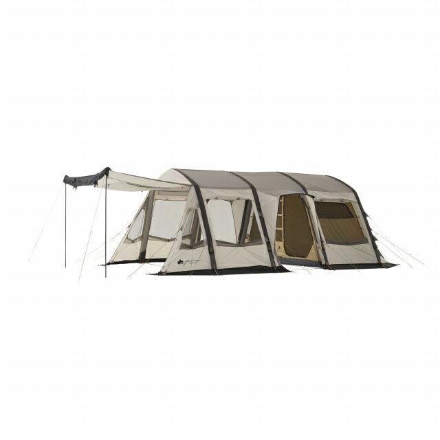 ロゴス グランベーシック エアマジック リビングハウス WXL-AI 71805532 キャンプ シェルター スクリーンテント 大型 エアテント LOGOS