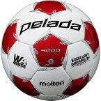 モルテン ペレーダ4000 (F5L4000-WR) サッカーボール 5号球 試合球 molten
