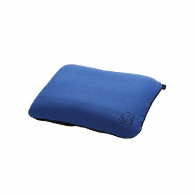 アウトドア用寝具, 寝袋・シュラフ  Nat Square Pillow Limoges BlueBlack (114039) nordisk