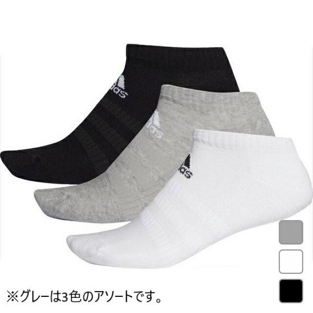 靴下・レッグウェア, 靴下 102010OFF 3P (FIX60) 3 adidas 191011aparel 210903inner