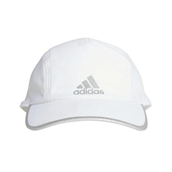 アディダス陸上ランニングキャップRUNMESCAA.R.FK0837帽子:ホワイト×ホワイトadidas191011runnin