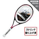 ヘッド 国内正規品 張り上がり レジャーラケット 硬式テニスラケット スパークエリート 233340 ネイビー×ピンク HEAD