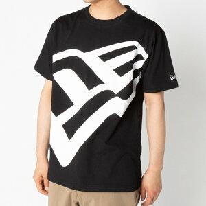 【7/10はエントリーでP10倍!】 ニューエラ メンズ 半袖Tシャツ 12325133 スポーツウェア : ブラック NEW ERA