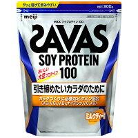 ザバス ソイプロテイン100 ミルクティー風味 45食分 945g CZ7475 プロテイン SAVAS
