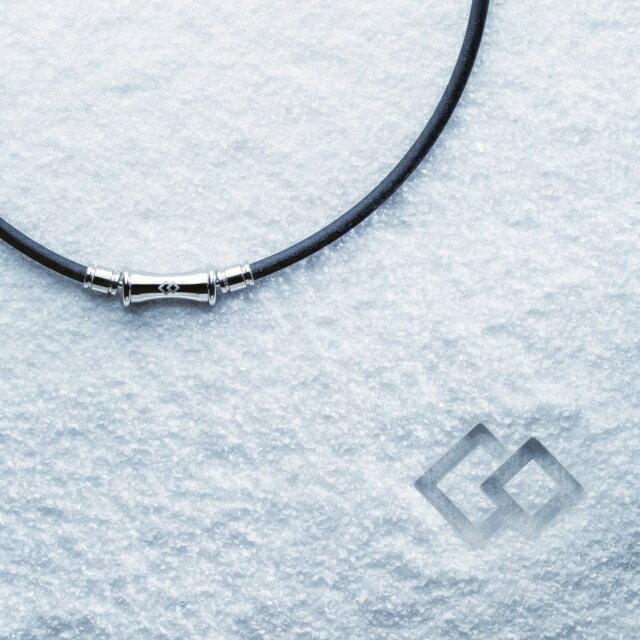 〔あす楽対象品〕 コラントッテ TAO ネックレス RAFFI (ABAPF01M) タオ ラフィー 磁気ネックレス : ブラック 肩こり解消 健康アクセサリー Colantotte
