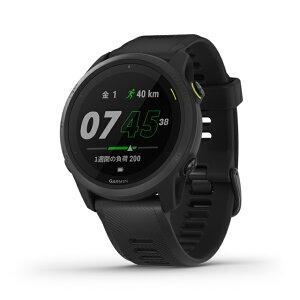 ガーミン ForeAthlete 745 Black 0100244540 スマートウォッチ ランニングウォッチ GPS 心拍計 Suica対応 腕時計 GARMIN