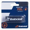 バボラ シンテックプロ BA670051 テニス リプレイスメントグリップ BabolaT