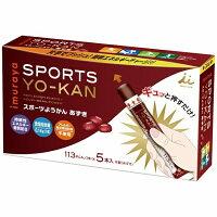 井村屋 スポーツようかん あずき 5本 (11356)