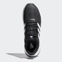 アディダス ファルコンラン FALCONRUN M F36199 メンズ 陸上 ランニングシューズ : ブラック×ホワイト adidas 191011running