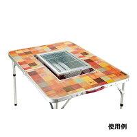 コールマン ナチュラルモザイクBBQテーブル/110プラス (2000026760) キャンプ テーブル Coleman